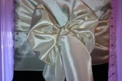 taffeta kimono white