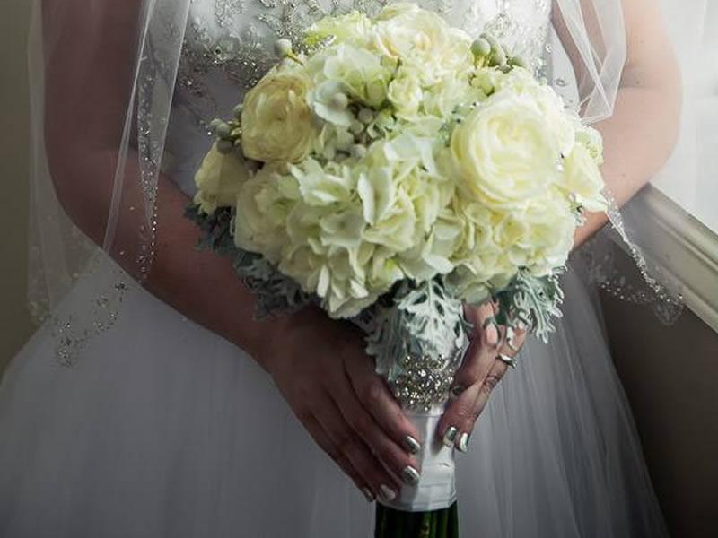 bridal bouquet carmens